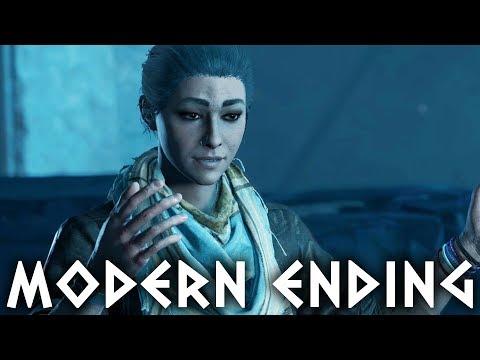 Assassin's Creed Odyssey ENDING / Modern Ending / Atlantis Ending thumbnail