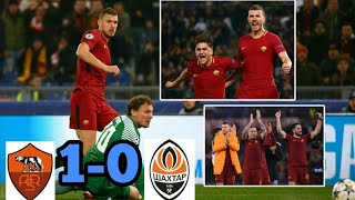 Download Video Roma vs Shakhtar Donetsk 1-0 Hasil Liga Champion Tadi Malam 13-3-2018. MP3 3GP MP4