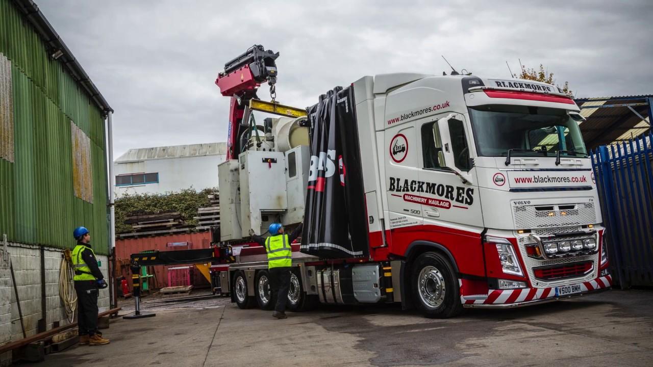 Volvo Trucks Blackmores Fh Tridem
