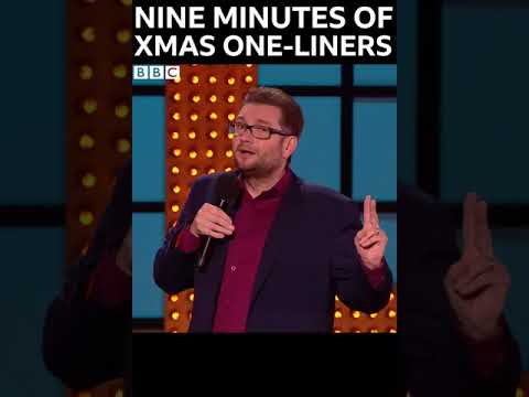 Gary Delaney On Live At The Apollo Christmas 2018