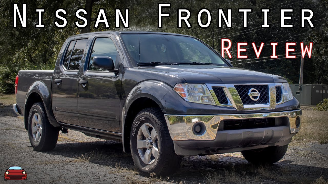 Download 2010 Nissan Frontier Review - One Mighty Little Truck!