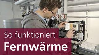 Wie funktioniert die Fernwärmeversorgung in Nürnberg