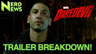 Daredevil Season 2 Trailer Breakdown!