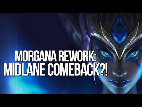 Midlane Morgana wieder stark?   Durchgequatscht von Johnny