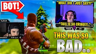 NICKMERCS Reacts To One of His FIRST Fortnite Videos!