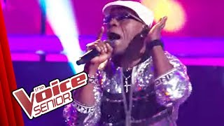 Earth Wind And Fire - September (Michael Poteat) | The Voice Senior | Finale