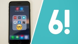 6 iPhone Apps You NEED in Your Life Right Now! | Best iOS Apps for Productivity (2017)