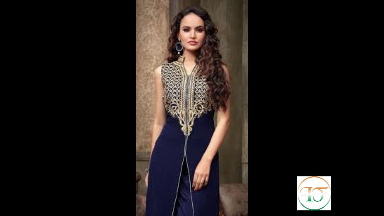 311a48c8c8 Latest Kurtis Kurta For Office Wear / Stylish Indian Workwear 2017 ...