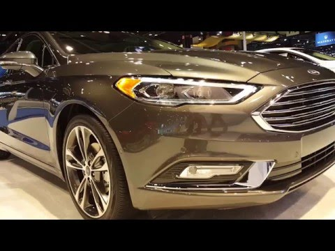 New Ford Models 2017 Cars
