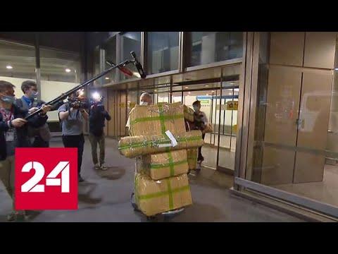 Сто часов пути: в Шереметьево прибыл вывозной рейс с пассажирами из Иордании и стран Африки