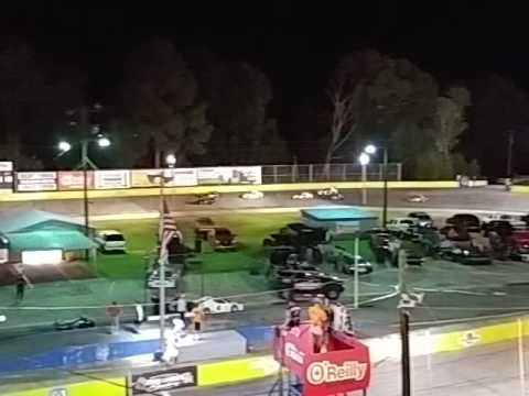 Bonditos at Wake County Speedway on July 8, 2016