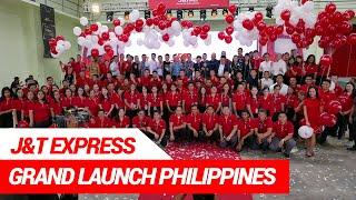 J&T Express Philippines Grand Launch 2019 screenshot 1