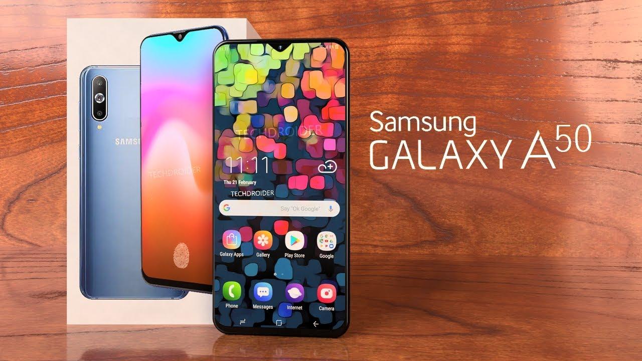 Samsung Galaxy A50 - NEAR OFFICIAL!!! - YouTube