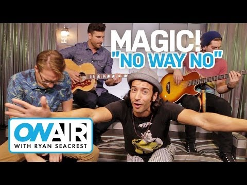 """MAGIC! - """"No Way No"""" (Acoustic) 