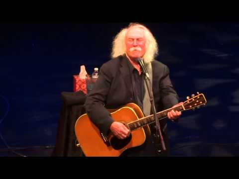 """""""In My Dreams"""" David Crosby@Whitaker Center Harrisburg, PA 6/23/15 Acoustic Tour"""