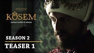 """Magnificent Century Kosem"" Season 2 Teaser 1 - English Subtitles"
