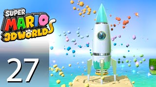 Super Mario 3D World - Episode 27: Spacing Out