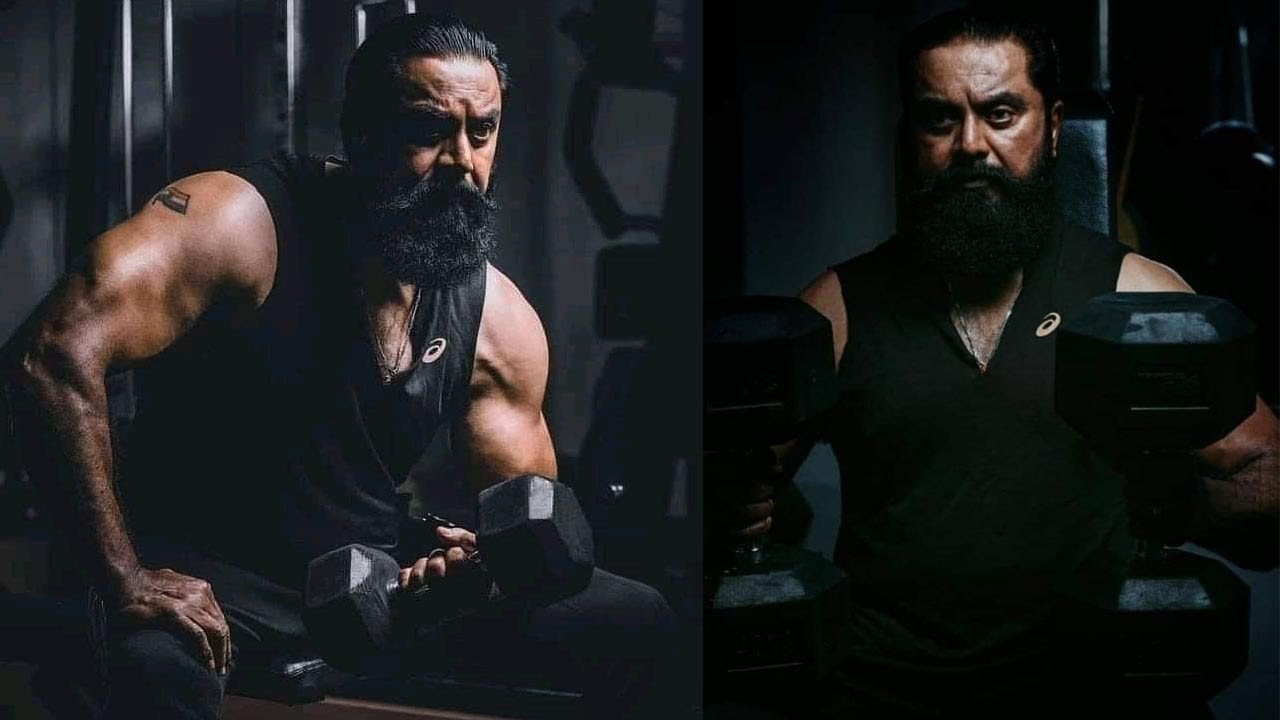 Download Senior Hero Sarath Kumar Shock All With His Gym Body    Movie Stuff