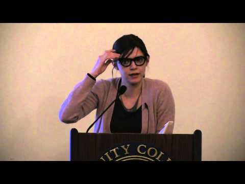 Valeria Luiselli at Trinity College
