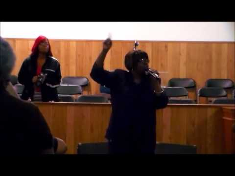 Old Fashion Praise and Worship Ministry Service with Pastor Orean Cosby