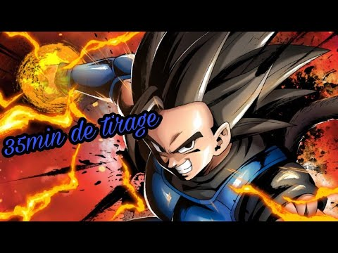 Dragon Ball Legends: Tirage exceptionnel