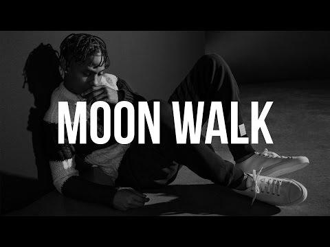 (FREE) Travis Scott x Earl sweatshirt Type Beat - Moon Walk (Prod. Josh Petruccio)