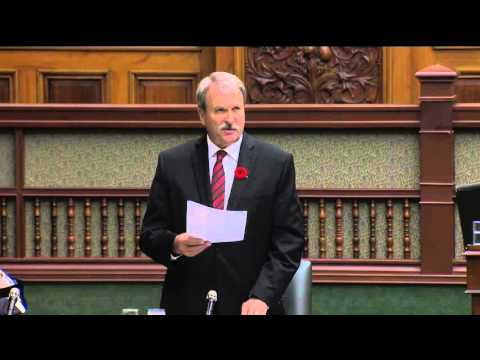 MPP JACK MACLAREN SPEAKS ON MENTAL HEALTH