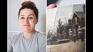 Супруги удивились, когда получили открытку. Ведь она 100-летней давности! А там…