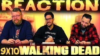 "The Walking Dead 9x10 REACTION!! ""Omega"""