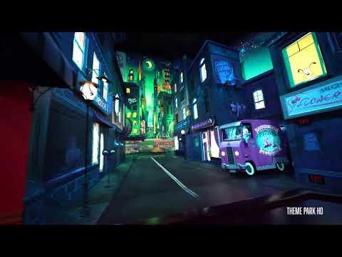 """Mickey and Minnies Runaway Railway"" - Disney's Hollywood Studios POV"