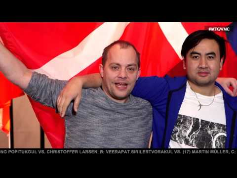 2015 World Magic Cup Quarterfinals: Thailand vs. Denmark