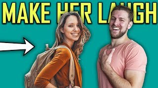 How to Make a Girl Laugh | 5 Tips from a Comedian