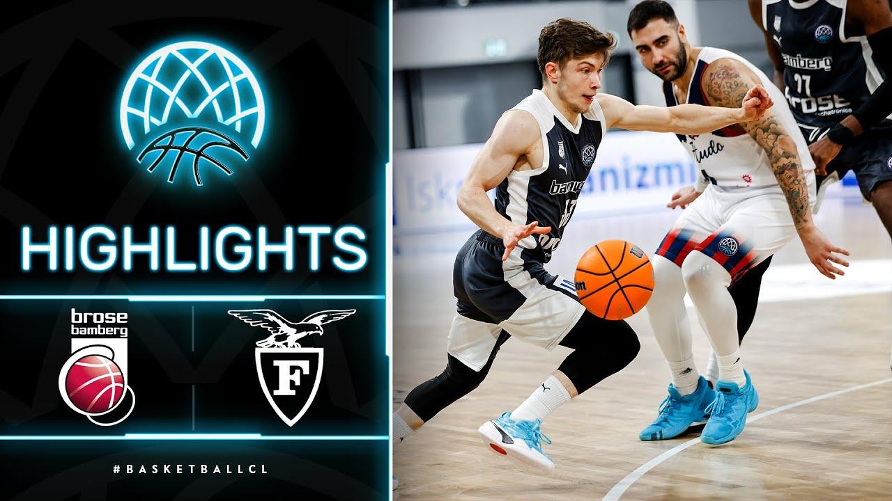 Brose Bamberg v Fortitudo Bologna - Highlights