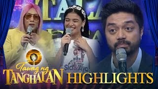 Tawag ng Tanghalan: Vice Ganda and Anne are hurt by Nyoy's comment