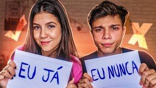 EU NUNCA QUIS FICAR COM A PESSOA DO MEU LADO!!! - feat Luiz Bocardi