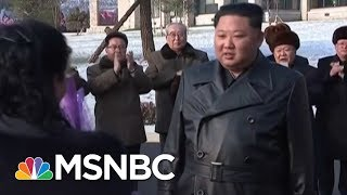 North Korea Claims 'Very Important' Test At Long-Range Rocket Launch Site | MSNBC