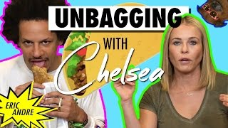 Unbagging with Eric Andre [Exclusive] | Chelsea | Netflix