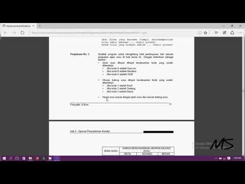 Membuat Aplikasi Menggunakan Dev C++