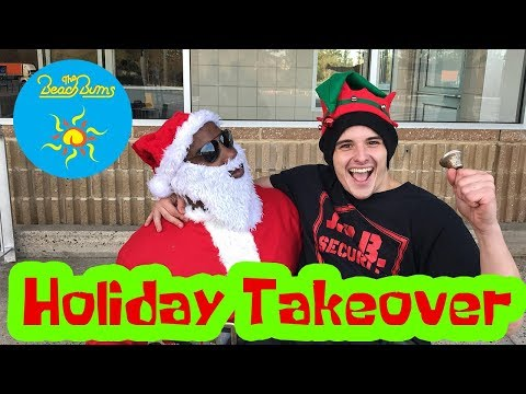 Job Security's Holiday Takeover Special