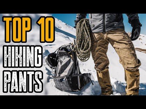 TOP 10 BEST HIKING PANTS ON AMAZON 2020