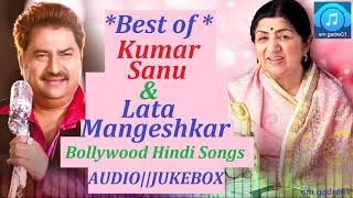 best of kumar sanu lata mangeshkar bollywood hindi jukebox hindi songs