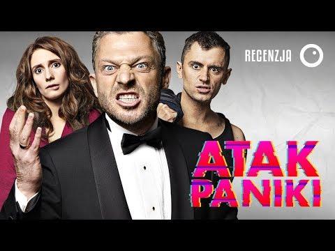 Atak paniki - najlepsza polska komedia od lat? - Recenzja #345