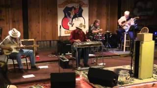 Jody Cameron... Heart Of A Clown... Austin Steel Guitar Co-op August 2014