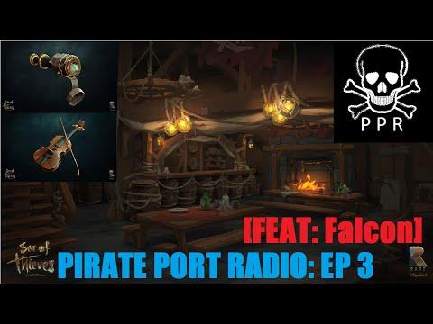 Pirate Port Radio Episode 3: Tavern, Concept Art & More! [Feat. IOeNI Falcon]