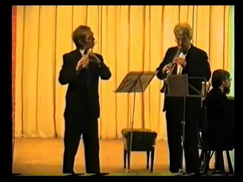 Телеман, Георг Филипп - Трио-соната для гобоя, флейты, виолончели клавесина ми минор