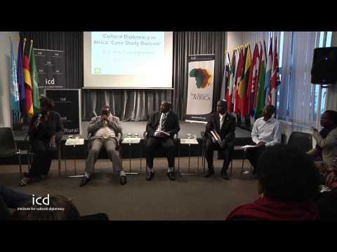 """""""Cultural Diplomacy in Africa - Case Study Burundi"""""""