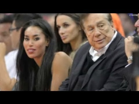 "V Stiviano: Sterling is ""not a racist"""