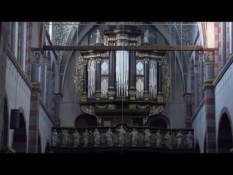 Die Barockorgel der Abteikirche St. Nikolaus zu Brauweiler