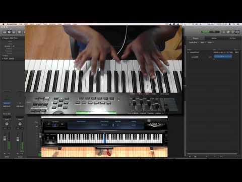 Yamaha S90ES Sound Demo - YouTube