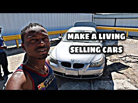 START FLIPPING CARS FOR A LIVING 2018